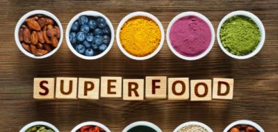 tipos de super alimentos